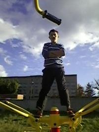 Андрей Козлов, 16 апреля , Чугуев, id106009021